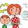 Discussioni davanti ai bambini. Che fare?