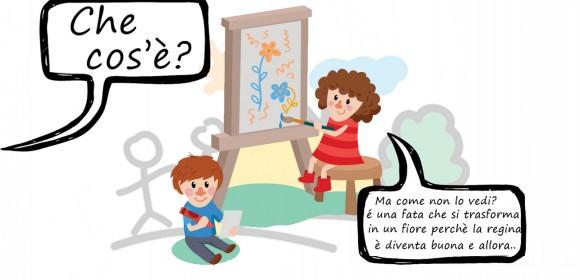 Le magie del disegno dei bambini
